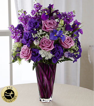 The FTD® Casual Elegance Bouquet - deluxe