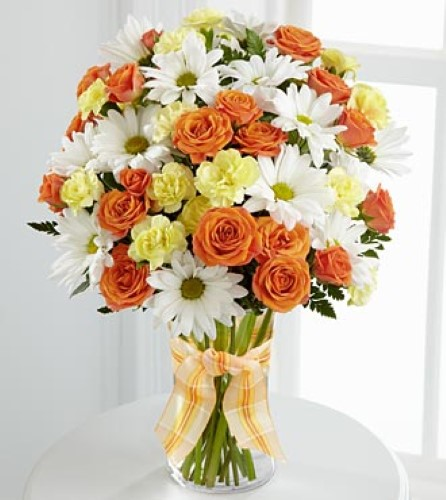 Le bouquet Sweet Splendor par FTD VASE INCLUS